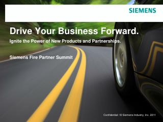 Drive Your Business Forward.