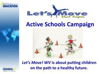 Active Schools Campaign