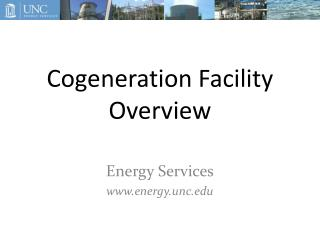 Cogeneration Facility Overview