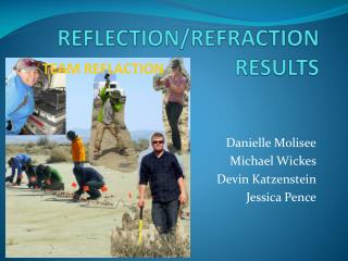 REFLECTION/REFRACTION RESULTS