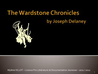 The  Wardstone  Chronicles by Joseph Delaney