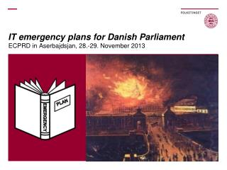 IT emergency plans for Danish Parliament