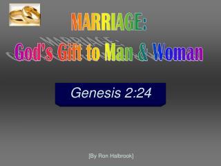 Genesis 2:24