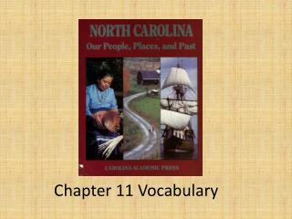 Chapter 11 Vocabulary