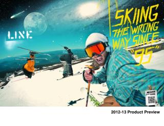 2012-13 Product Preview