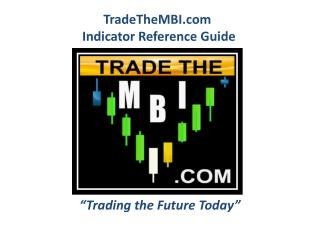 """Trading the Future Today"""
