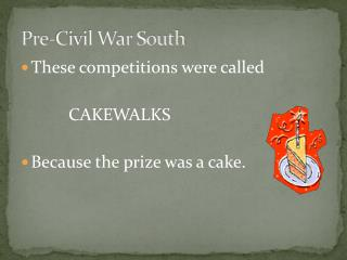 Pre-Civil War South