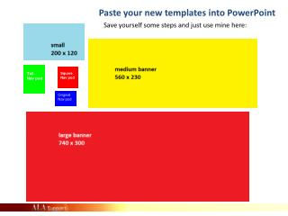 Paste  your new templates into PowerPoint
