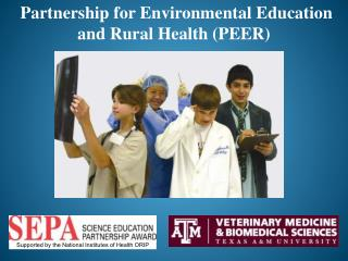 Partnership for Environmental Education and Rural Health (PEER)