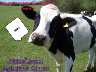 Middle School  Agriscience  Contest