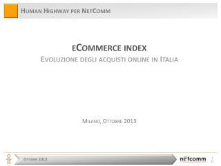 Human Highway per  NetComm
