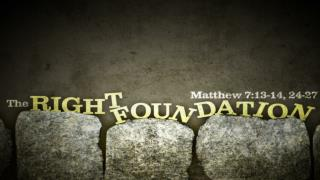 Solid Rock My hope is built on nothing less Than  Jesus' blood and righteousness;