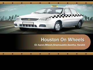 Houston On Wheels