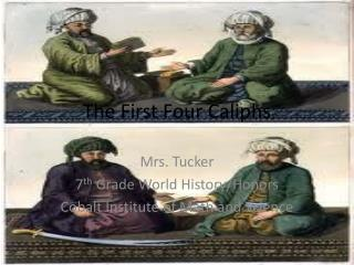The First Four Caliphs