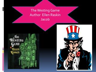 The Westing Game Author  Ellen Raskin Jacob