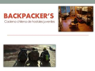 Backpacker's