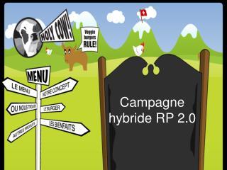 Campagne hybride RP 2.0