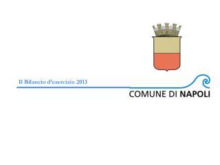 Il Bilancio d'esercizio 2013