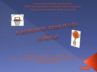 Preparado por: Héctor Luna Rosado