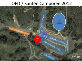 OFD / Santee Camporee 2012