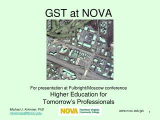 GST at NOVA