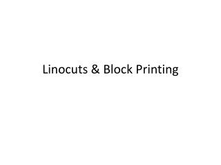 Printing On Textiles
