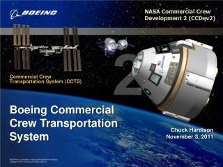 Commercial Crew Transportation System (CCTS)
