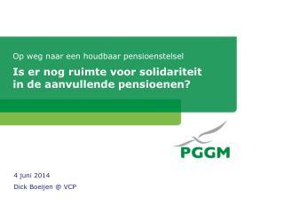 4  juni  2014 Dick Boeijen @ VCP