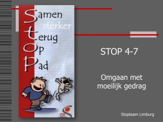 STOP 4-7