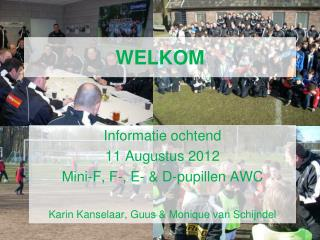 AWC Voetbal Academie