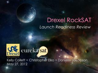 Drexel  RockSAT