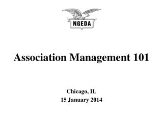 Association Management 101