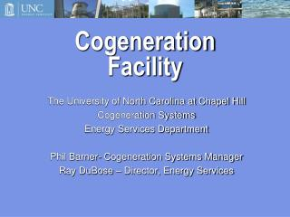 Cogeneration Facility