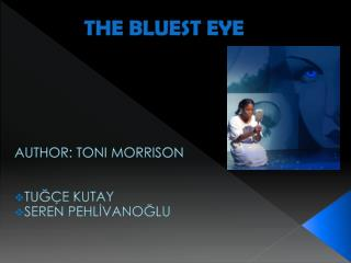 an analysis of pecola breedlove in the bluest eye by toni morrison - in the bluest eye, by toni morrison, pecola breedlove attempts to measure up to the standard of beauty set by the  analysis of the bluest eye by toni morrison.