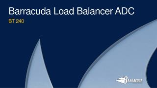 Barracuda Load Balancer ADC  BT 240