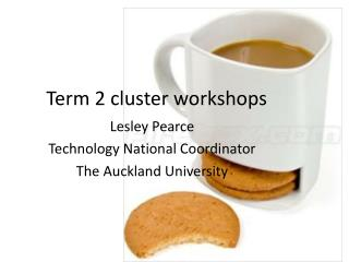 Term 2 cluster workshops