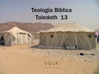 Teología Bíblica Toledoth   13