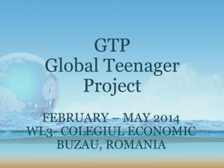 GTP  Global Teenager Project