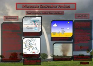 Microscale  Convective Vortices