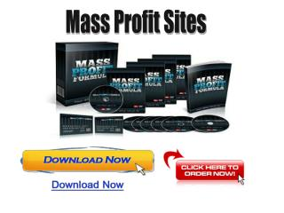 Mass Profit Site The Ultimate Review