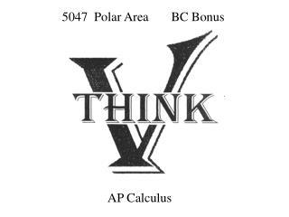 Polar Functions - Area