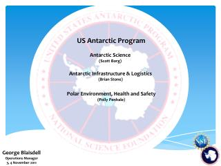 US Antarctic Program