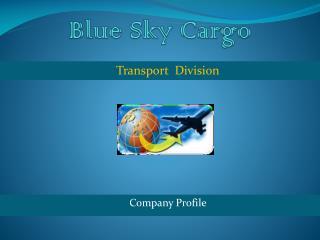 Blue Sky Cargo