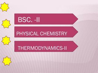 BSC. -II