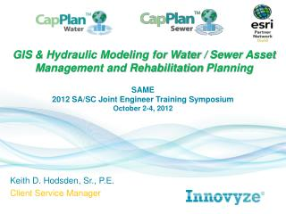 SAME 2012  SA/SC Joint Engineer Training  Symposium October 2-4, 2012