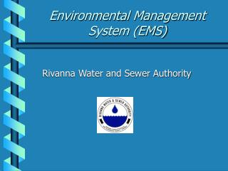 Environmental Management System EMS