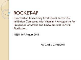 ROCKET-AF
