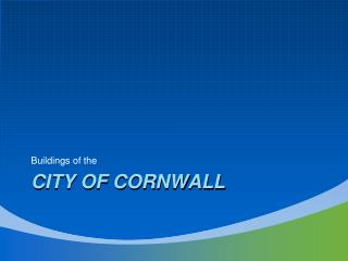 City of Cornwall