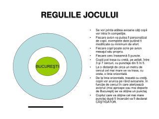 REGULILE JOCULUI