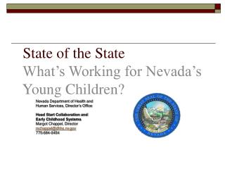 State Programs  Early Childhood Education